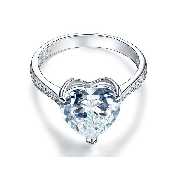 ハートシェイプ 指輪 リング ハート型 婚約指輪 ハート型 かわいい おすすめ 人気|monacofashion|03