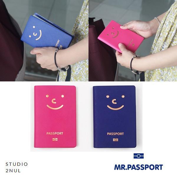 2nul イナル [2nul] mr.passport  パスポートカバー・パスポートケース 2NUL-MR-PASSPT