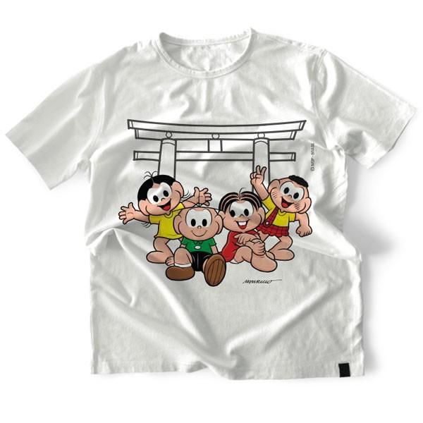 Tシャツ ブラジルアニメ モニカ & フレンズ レディース TURMA DA MONICA 公式|monicastore