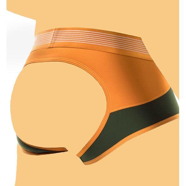 PUMP パンプ ボクサーパンツ Oバック ACCESS BOXER PUMP! Underwear メンズ 男性下着 メンズ下着 フィットネス 筋トレ|monkey|02