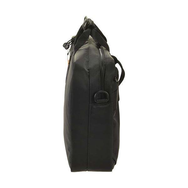 ウノフク BAGGEX D3Oビジネスブリーフケース3WAY ブラック 23-0587-10 1個
