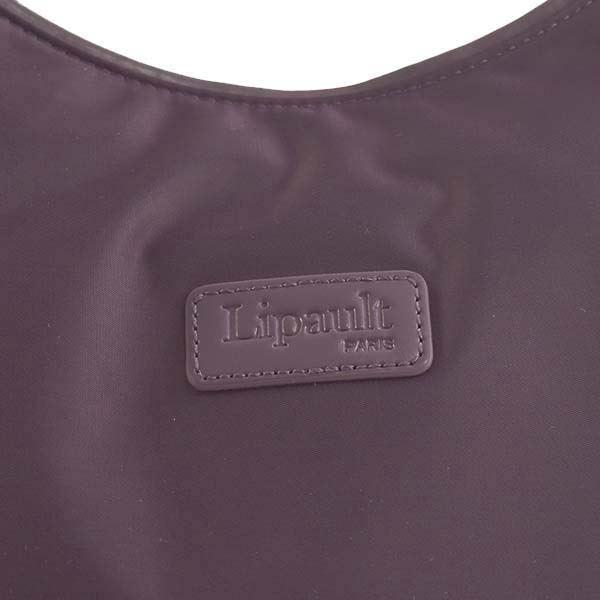 Lipault(リポー) ホーボーバッグ 68460 1717 PURPLE