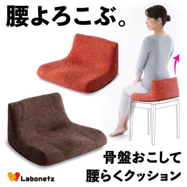 体圧分散チェア座椅子腰痛姿勢骨盤ゆがみ矯正グッズ骨盤矯正ラボネッツ骨盤バランスオッコスPROIDEAプロイデア