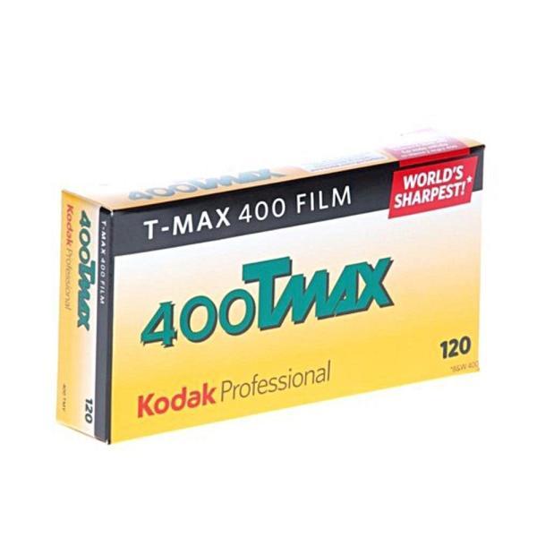 コダック プロフェッショナル T-MAX400 120 5本パックの画像