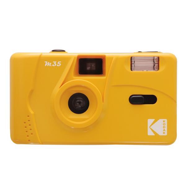 Kodak コダック 35mm フィルムカメラ M35 イエロー 正規品