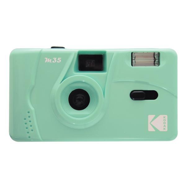 Kodak コダック 35mm フィルムカメラ M35 ミントグリーン 正規品