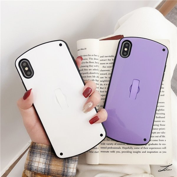 iPhone ケース iPhone XsMax iPhone XR iPhone X iPhone XS iPhone 8 iPhone 7 Plus ソフト 薄型 軽量 耐衝撃 落下防止 ケース|monocase-store|12