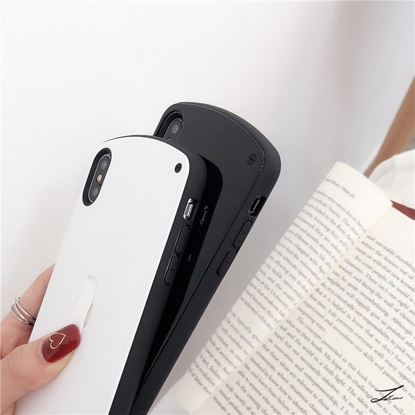 iPhone ケース iPhone XsMax iPhone XR iPhone X iPhone XS iPhone 8 iPhone 7 Plus ソフト 薄型 軽量 耐衝撃 落下防止 ケース|monocase-store|13