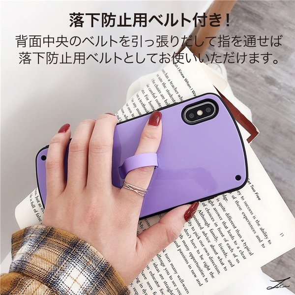 iPhone ケース iPhone XsMax iPhone XR iPhone X iPhone XS iPhone 8 iPhone 7 Plus ソフト 薄型 軽量 耐衝撃 落下防止 ケース|monocase-store|03