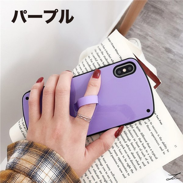 iPhone ケース iPhone XsMax iPhone XR iPhone X iPhone XS iPhone 8 iPhone 7 Plus ソフト 薄型 軽量 耐衝撃 落下防止 ケース|monocase-store|08