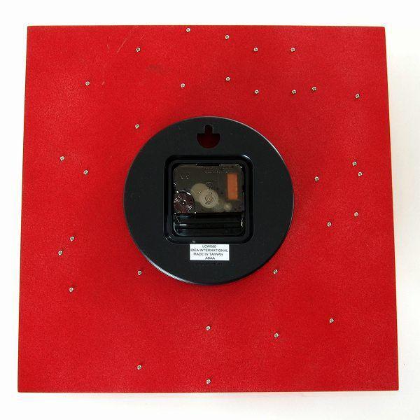 掛け時計 おしゃれ 掛時計(掛時計 掛け時計) 壁掛け時計 イデア IDEA アラビックダンスウォールクロック clock 新築祝い 引越祝い 結婚祝い|monogallery|05