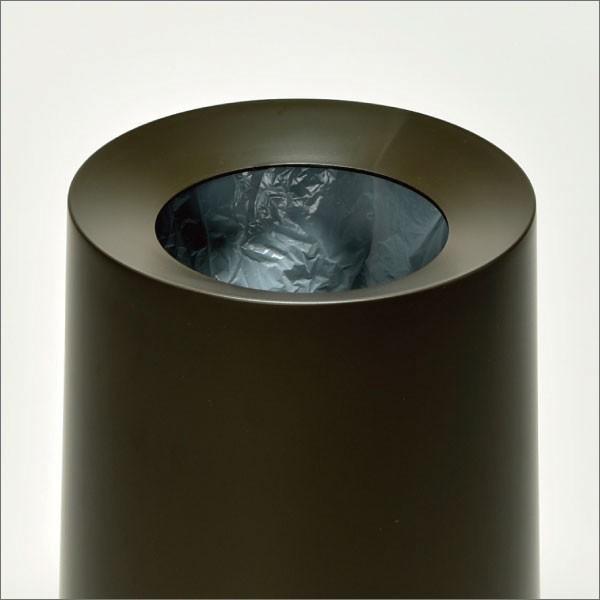 ゴミ箱 ごみ箱 ダストボックス おしゃれ ラウンド  リビング インテリア チューブラー ローズウッド TUBELOR garbage can|monogallery|04