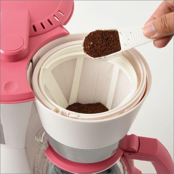 BRUNO My Little シリーズ 4-CUPコーヒーメーカー ブルーノ コーヒーマシン おしゃれ|monogallery|06