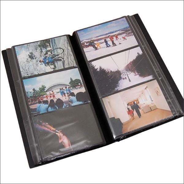 フォトアルバム 写真入れ 大容量 赤ちゃん フォト360アルバム L判360EX album 3冊セット|monogallery|04