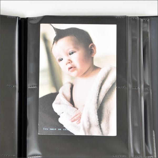 フォトアルバム 写真入れ 大容量 赤ちゃん フォト360アルバム L判360EX album 3冊セット|monogallery|05