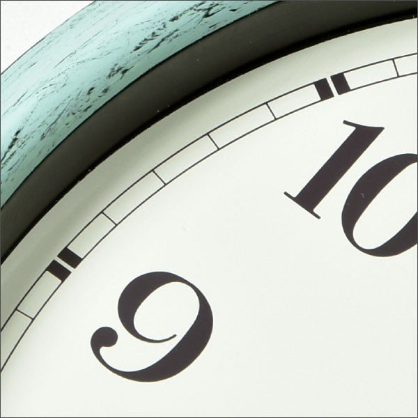 掛け時計 オシャレ 北欧 電波時計 シンプル モダン おしゃれ 壁掛け時計 ノア精密 rimlex エアリアル レトロ W-571|monogallery|05