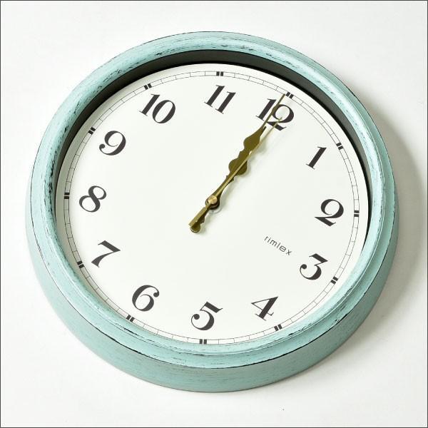 掛け時計 オシャレ 北欧 電波時計 シンプル モダン おしゃれ 壁掛け時計 ノア精密 rimlex エアリアル レトロ W-571|monogallery|06