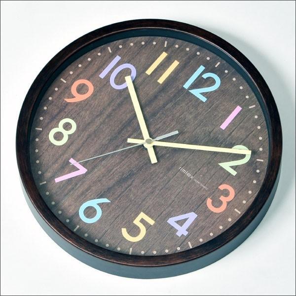 掛け時計 オシャレ 北欧 アンティーク調 シンプル モダン おしゃれ 壁掛け時計 ノア精密 rimlex ウォールクロック フレデリカ W-620|monogallery|05