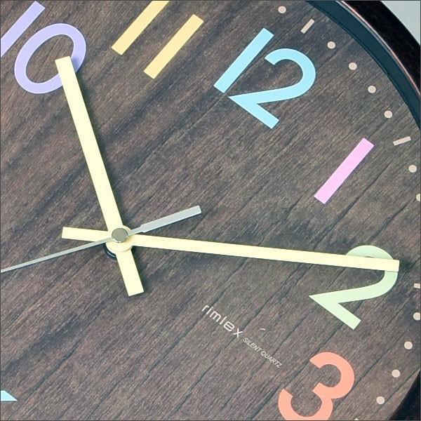 掛け時計 オシャレ 北欧 アンティーク調 シンプル モダン おしゃれ 壁掛け時計 ノア精密 rimlex ウォールクロック フレデリカ W-620|monogallery|06