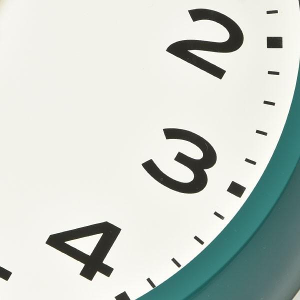 掛け時計 オシャレ 北欧 電波時計 シンプル モダン おしゃれ 壁掛け時計 ノア精密 rimlex モーメンタム W-636|monogallery|04