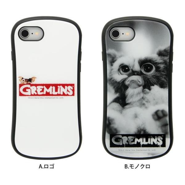 iPhone8 iPhone7 ケース ガラス グレムリン|monomode0629|06