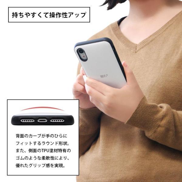 iPhone XR ケース ピーナッツ スヌーピー IIIIfit イーフィット スマホケース スマホカバー 人気 アイフォンXR アイホンXR|monomode|03