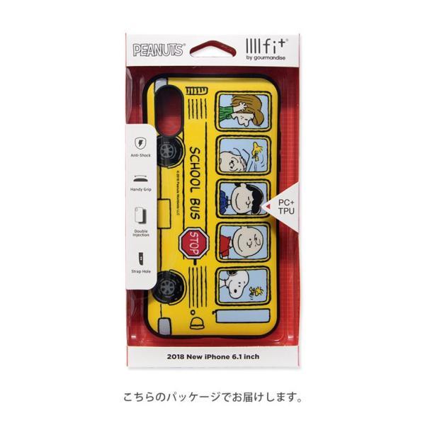 iPhone XR ケース ピーナッツ スヌーピー IIIIfit イーフィット スマホケース スマホカバー 人気 アイフォンXR アイホンXR|monomode|06