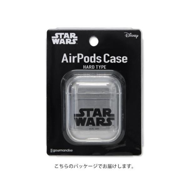 AirPods ケース クリア ハード スターウォーズ  STAR WARS カバー Air Pods2|monomode|04
