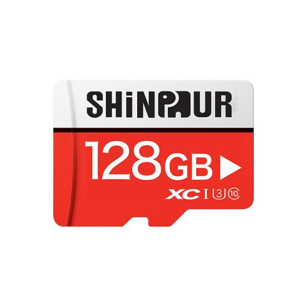 ケース付き  microSDカード128GBClass102年保証UHS-IU3SD変換アダプタ付きマイクロSDmicroSD