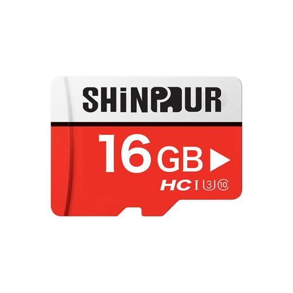 ケース付き  microSDカード16GBClass102年保証UHS-IU3SD変換アダプタ付きマイクロSDmicroSDX