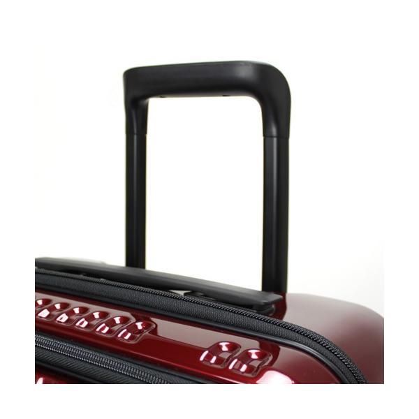 【全商品ポイント10倍】 BERMAS EURO CITY ユーロシティ 4輪 フロントオープン スーツケース ハードキャリー ファスナー 38L 機内持込 TSAロック付 コン 6029060|monosapiens|08