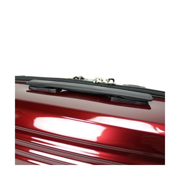 【全商品ポイント10倍】 BERMAS EURO CITY ユーロシティ 4輪 フロントオープン スーツケース ハードキャリー ファスナー 38L 機内持込 TSAロック付 コン 6029060|monosapiens|10