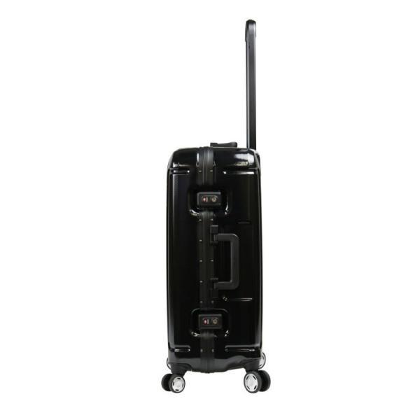 【全商品ポイント10倍】 BERMAS PRESTIGE III バーマス プレステージ3 スーツケース ハードキャリー フレームタイプ 4輪 62cm 66L ネイビー 6028160|monosapiens|04