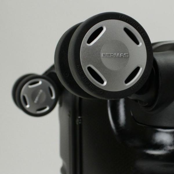 【全商品ポイント10倍】 BERMAS PRESTIGE III バーマス プレステージ3 スーツケース ハードキャリー フレームタイプ 4輪 62cm 66L ネイビー 6028160|monosapiens|08