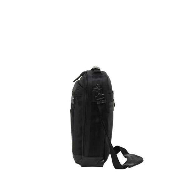 【全商品ポイント10倍】 BERMAS BAUER III バーマス バウアー3 ショルダーバッグ M ビジネスバッグ ビジカジ ブラック 6006610 monosapiens 02