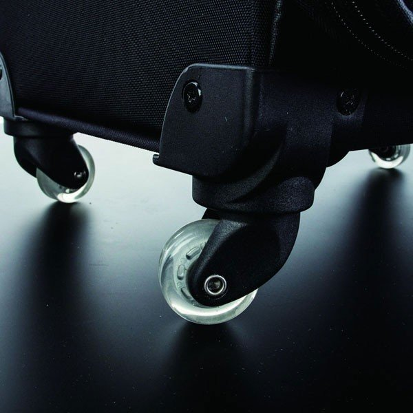 HIDEO WAKAMATSU ヒデオワカマツ フィールド 機内持ち込み 4輪 ビジネス キャリーバッグ ソフトキャリー Sサイズ 85-76121 monosapiens 03