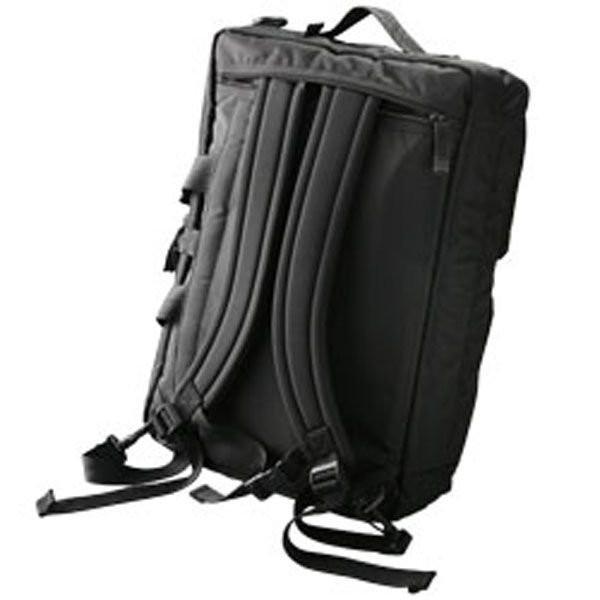 【全商品ポイント10倍】 MANHATTAN PASSAGE マンハッタンパッセージ ZERO GRAVITY 3way Briefcase ビジネスバッグ ブリーフケース リュック ブラック #2475-BK|monosapiens|02