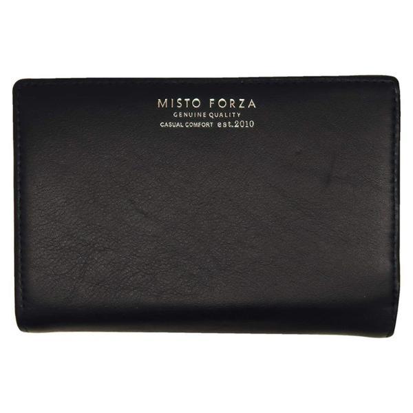 Misto Forza ミストフォルツァ 二つ折り 財布