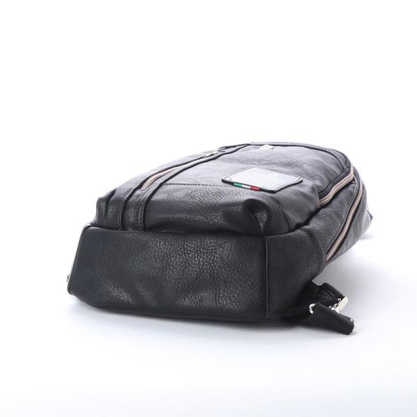 Bianchi ビアンキ ボディバッグ ワンショルダーバッグ B5 シロ TBPI12-WH|monosapiens|03