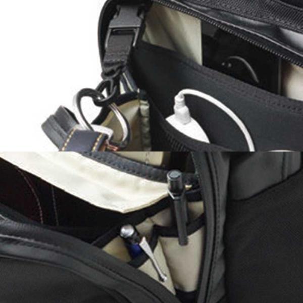 【全商品ポイント10倍】 NOMADIC ノーマディック RS 3way ビジネスバッグ ブリーフケース ショルダー リュック ノマド フリーアドレス ブラック RS-06-BK|monosapiens|05