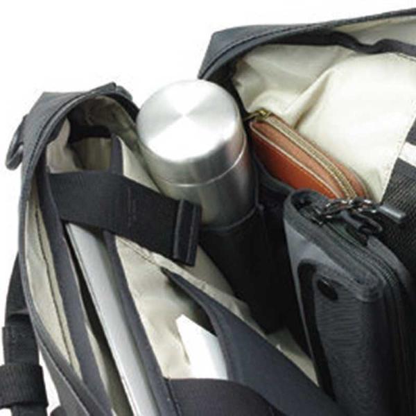 【全商品ポイント10倍】 NOMADIC ノーマディック RS 3way ビジネスバッグ ブリーフケース ショルダー リュック ノマド フリーアドレス ブラック RS-06-BK|monosapiens|09