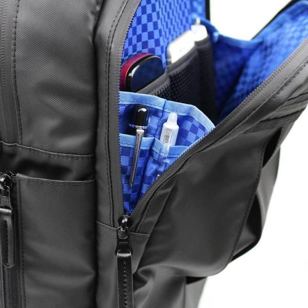 【全商品ポイント10倍】 STARTTS スターツ RL デイパック リュック タブレット対応 防水 軽量 ブラック RL32-BK|monosapiens|06