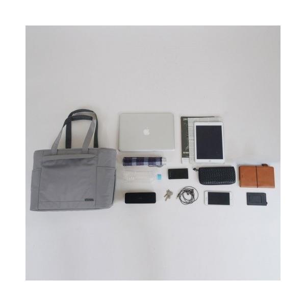 STARTTS WEAT スターツ ウィート トートバッグ ノンスリップ カジュアル 軽量 撥水 防汚 ブラック WE-13-BK|monosapiens|06