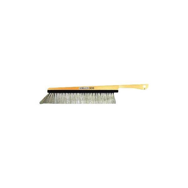 静電気除去ブラシ(木柄ハンドタイプ) スタック・アンド・オプティーク STAC300