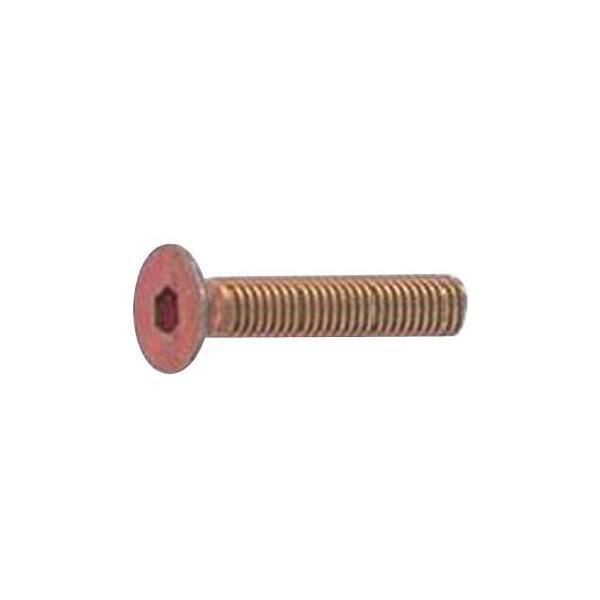 六角穴付皿ボルト(皿キャップスクリュー) SSS規格(鉄/クローム)(パック品) 大阪魂 M6×12