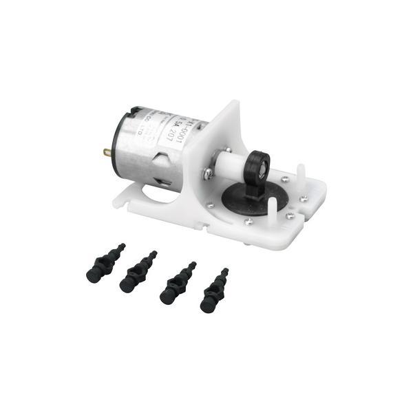 DC駆動ダイアフラム方式真空ポンプ/コンプレッサ兼用タイプ 日東工器 DP0125-X1