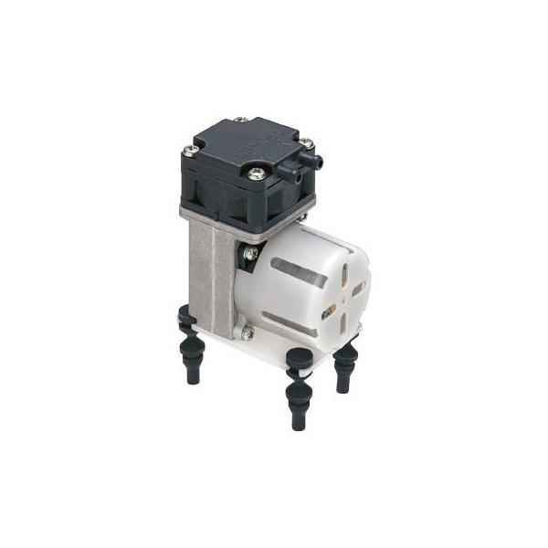 DC駆動ダイアフラム方式真空ポンプ/コンプレッサ兼用タイプ 日東工器 DP0102-X1