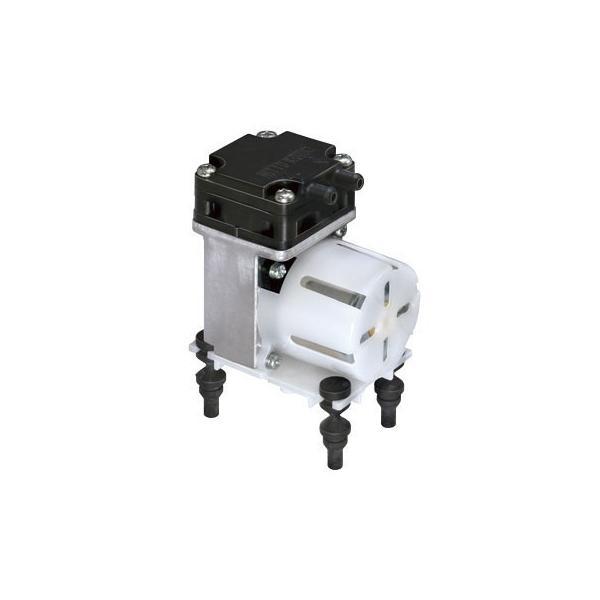 DC駆動ダイアフラム方式真空ポンプ/コンプレッサ兼用タイプ 日東工器 DP0102H-X1