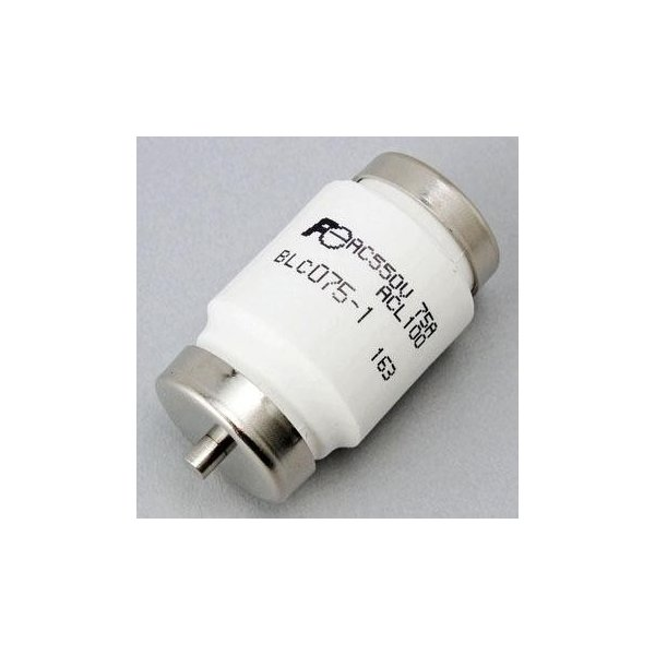 スーパーラピットヒューズ 栓形タイプヒューズリンク 富士電機 BLC075-1 CF1E005