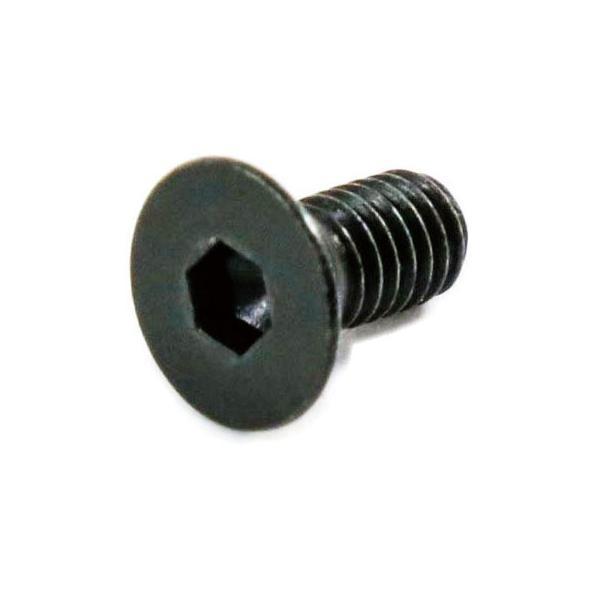 六角穴付皿ボルト(黒染め・全ねじタイプ) TRUSCO B73-0306 163-7959